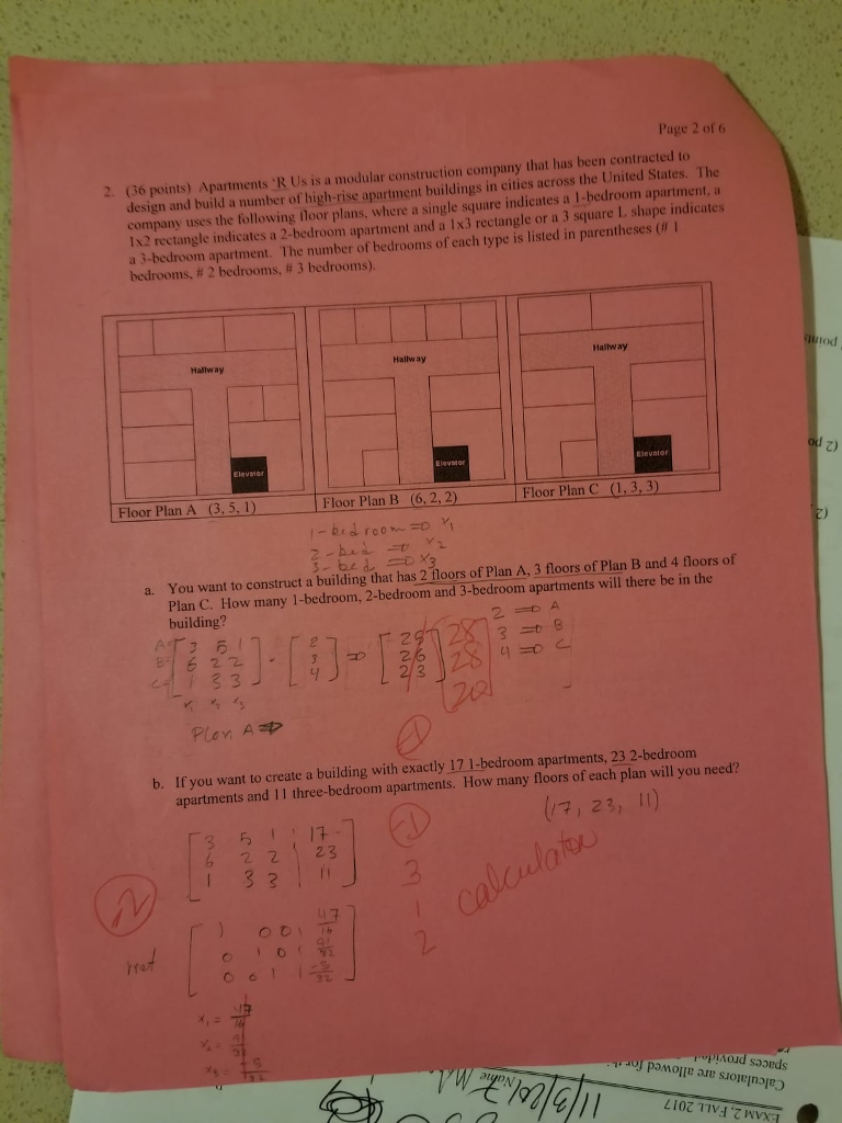 solved page 2 of 6 2 36 points apartments r us is a mod