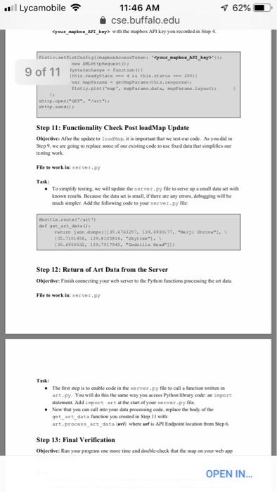 Plotly Mapbox Documentation
