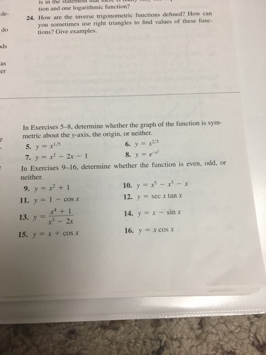 Is in the statement tat the tion and one logarithm chegg is in the statement tat the tion and one logarithmic function de 24 sciox Images