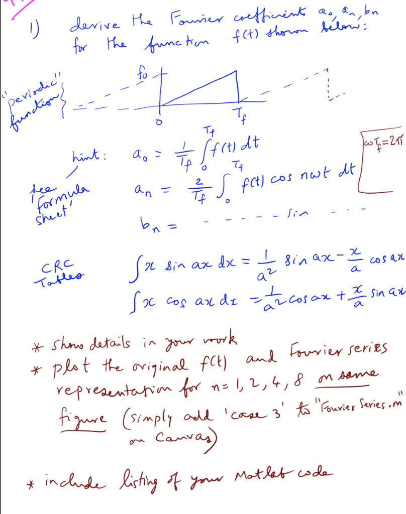 Solved: This Is Vibration Mechanics Course, Sorry About My