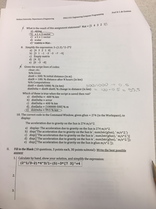 an argumentative essay samples student