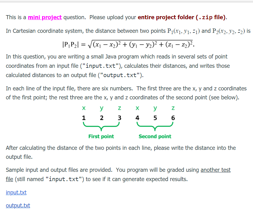 Solved: This Is A Mini Project Question  Please Upload You