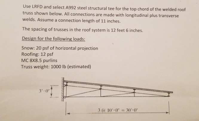 Structural Design In Steel Can You Solve It With Chegg Com