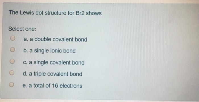 br2 dot diagram wiring diagram Br2 O2 br2 dot diagram