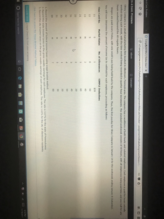 Accounting archive november 19 2017 chegg h 6 cant the worked during each week with the time worked being recorded in fandeluxe Images