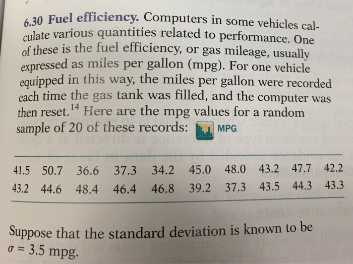 solved fuel efficiency computers in some vehicles cal o