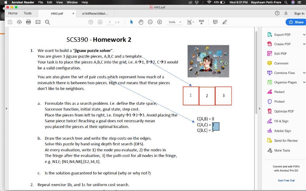 I Acrobat Reader File Edit View Window Help 苷 令4