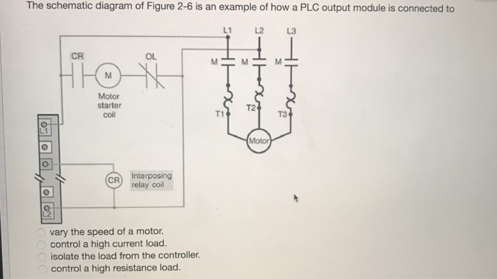 Solved: The Schematic Diagram Of Figure 2-6 Is An Example