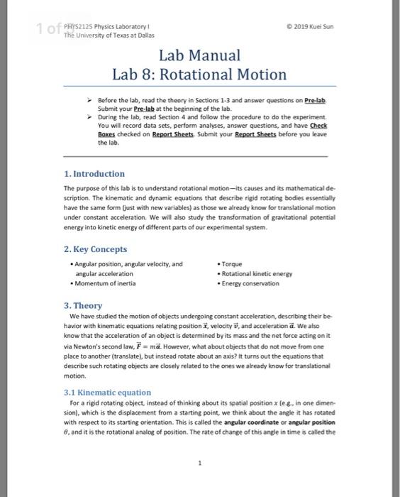 University Physics 1 Formula Sheet – Free Download Wallpaper
