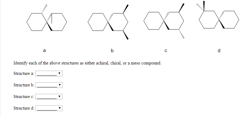 1fe0e82c8 Solved  Identify Each Of The Above Structures As Either Ac ...