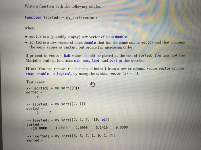 Matlab Find Row Index