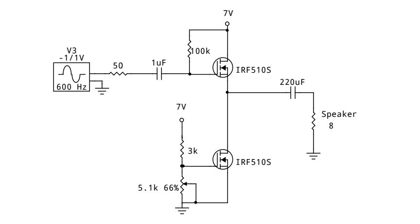 Solved: 1) Calculate The DC Operating Point, Gain, Input R