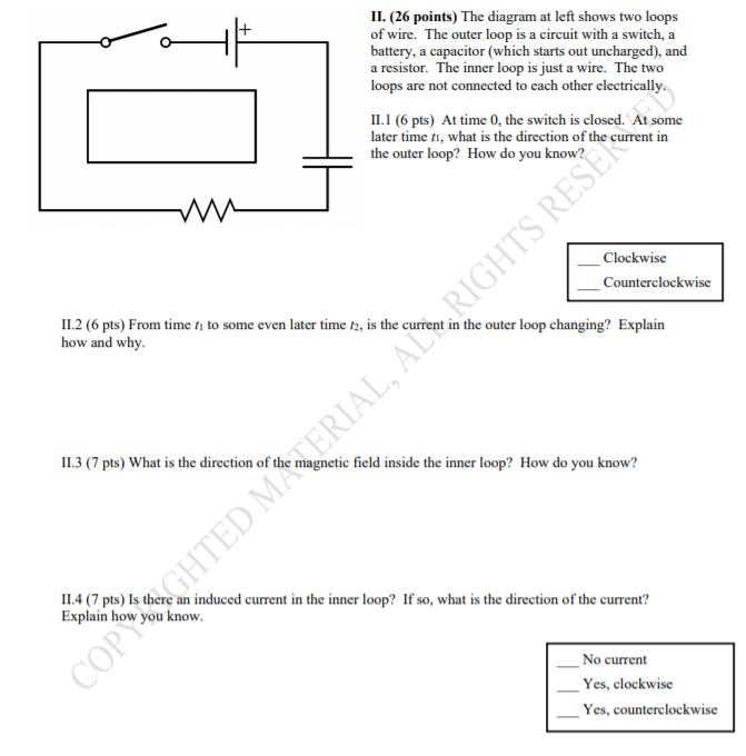 The Diagram At Left Shows Two Loops, Loop Wiring Diagram Does Not Consist Of