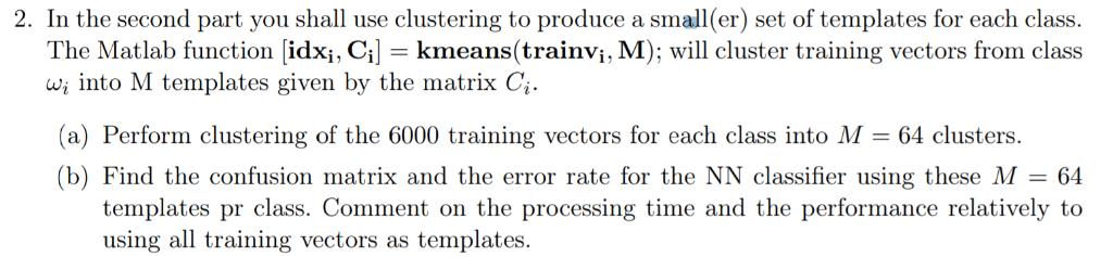 I'm Using The MNIST Dataset With 60'000 Training E    | Chegg com