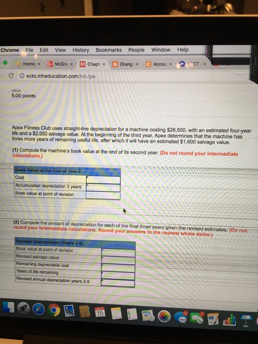 Accounting archive october 15 2017 chegg 1 answer chrome file edit view history bookmarks people window help re c o eztoeducation fandeluxe Image collections