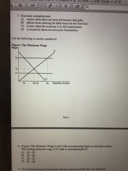 Solved 1 Which Of The Following Statements Is True A T