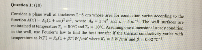 1 according to the conduction