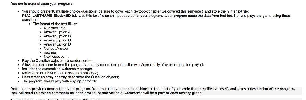 This Program Is The Java Language  I Would Prefer