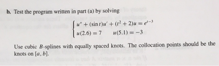 1  A  Program A General-purpose Code For Solving A