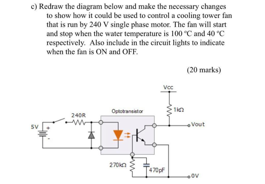 B) A Capacitor Filter Fed By A Half Wave Rectifier    | Chegg com