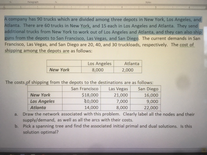 paragraph about new york