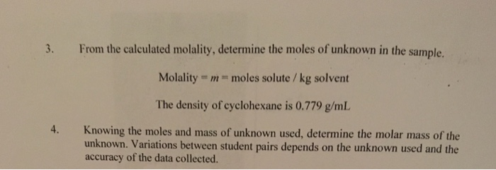 colligative properties freezing point depression and molar mass lab report