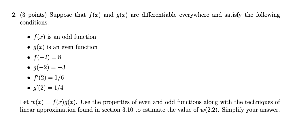 Solved: 1  (3 Points) A Calculator Gives An Estimate Of 4
