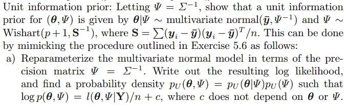 Bayesian Statistics) - Textbook: A First Course I      Chegg com