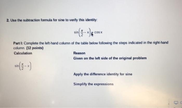 Solved: Ntent Apexlearning com/online/pre Calc Sem 2 Hc/Un