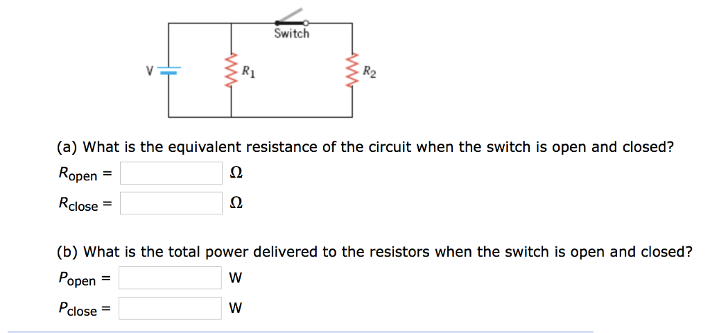 The Drawing Shows A Circuit That Contains A Batter... | Chegg.com