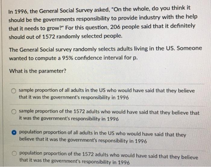social survey method