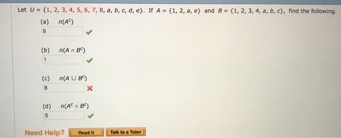 1b9fe3721 Solved  Let U    1