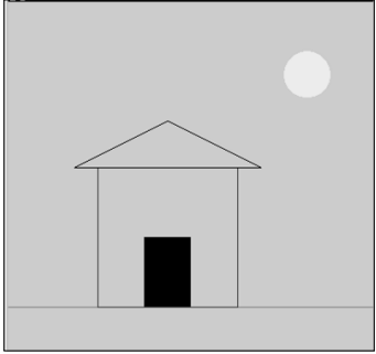 Solved Draw A House Or Choice Of Your Own Including Two