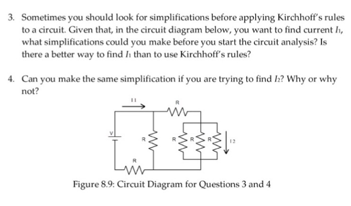 solved sometimes you should look for simplifications befo rh chegg com Light Bulb Circuit Diagram Parallel Circuit Diagram