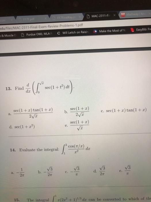 solved mac 2311 fim edu files mac 2311 final exam review