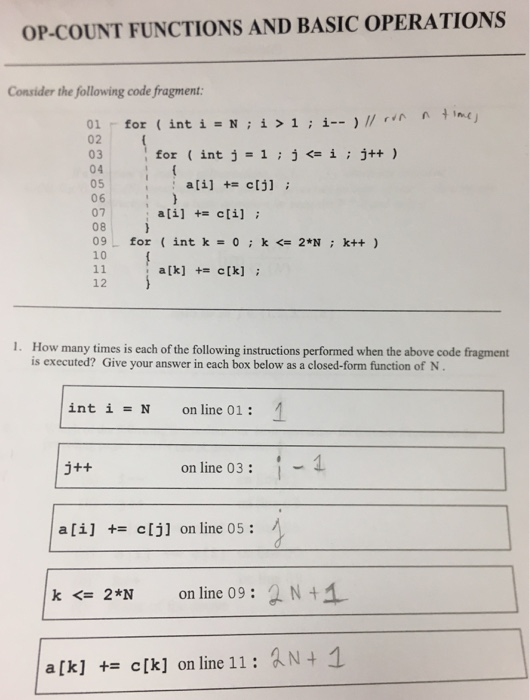 Solved Please Check My Answers And If Wrong If You Can P