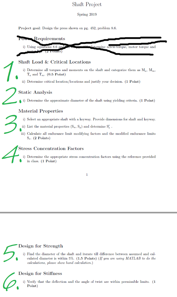 Machine Theory And Design - Textbook : Shigley's M