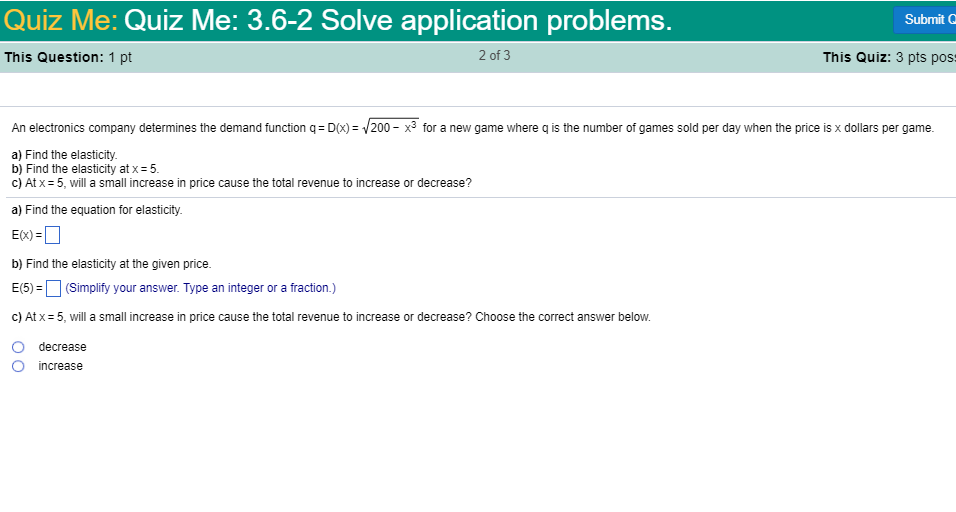 how to solve application problems