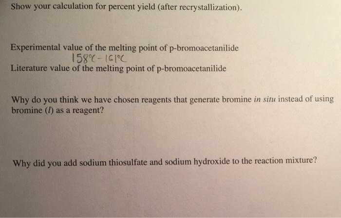 bromoacetanilide molar mass