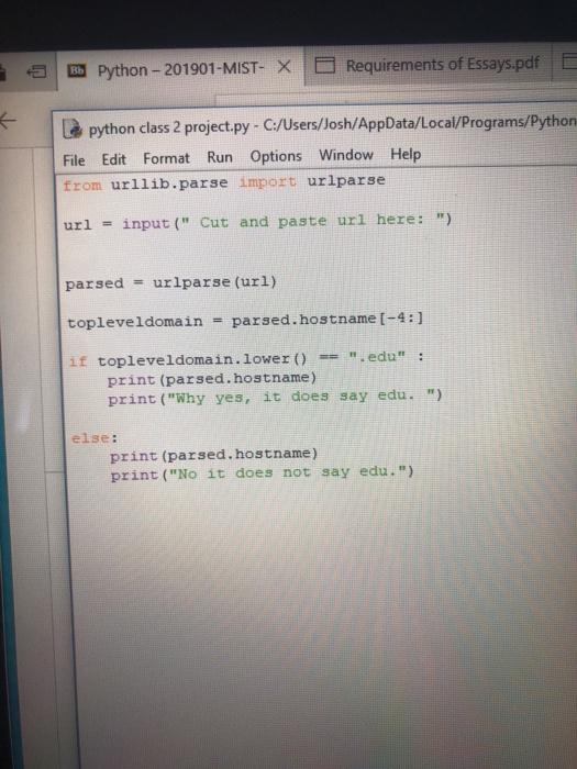 Python Pdf Parser