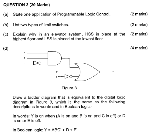 Solved: This Is Process Control & Instrumentation Question