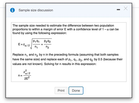 Solved: Use The Expression In The Accompanying Discussion