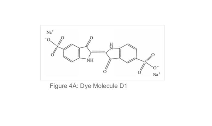 Na NH Na* Figure 4A: Dye Molecule D1