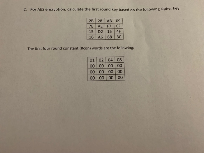 Online aes encryption function ontools