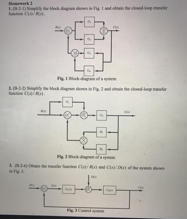 Solved  Homework 2 1   B