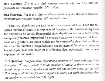 10 1 Exercise  Fn Is A D-digit Number Explain Why