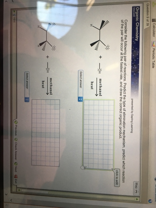 Solved: Calculator Periodic Table Question 9 Of 39 Map Jt ...