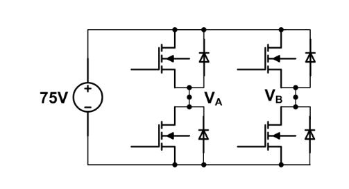Solved: Consider A Lossless 60 Hz Single Phase H-bridge (f