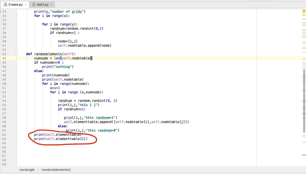Solved: Python, How Can I Get Position Of One Element From