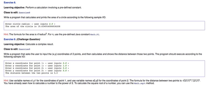 Solved: In Java Will Anyone Be Able To Program This :) The